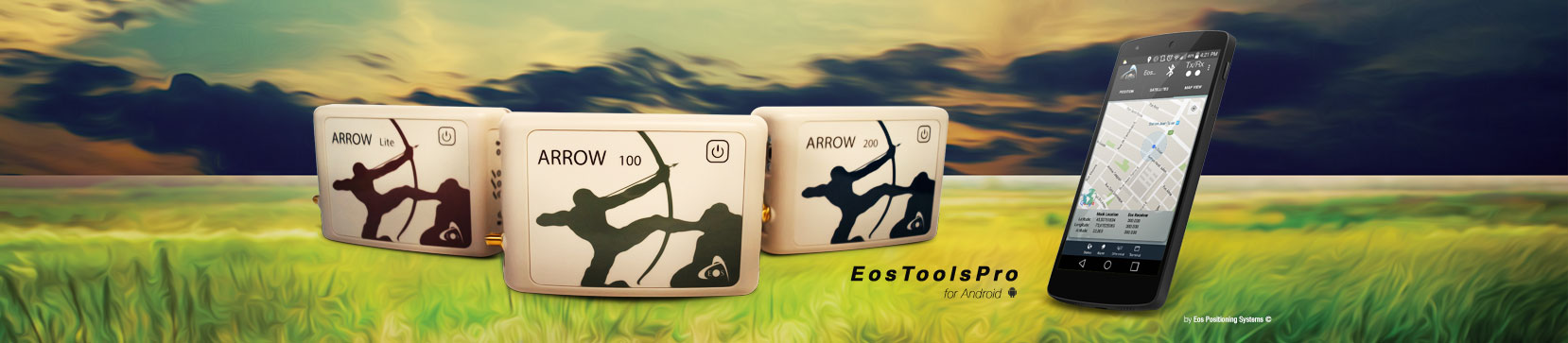eos tools positioning systems
