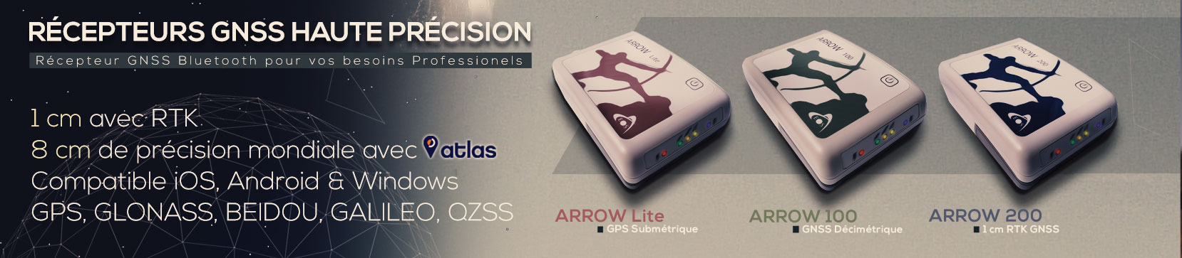 eos arrow series